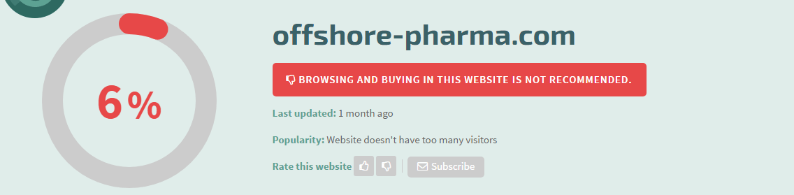 Caption Offshore-pharma.com Safety Information Alternative Text
