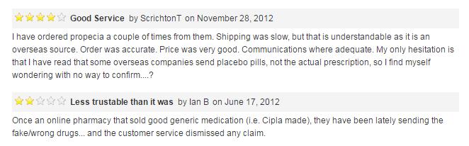 Pharmacy2home.com Customer Experience