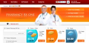 Prxone.com Main Page