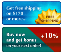Rxshop.md Bonus Pills and Free Shipping Offer