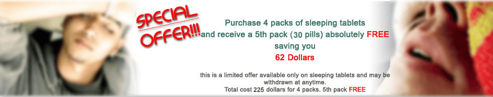 Sleepingtablets-online.com Special Offer