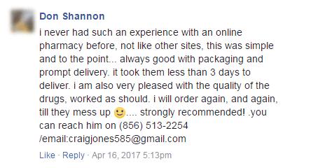 Awc-drugstore.com Feedback in 2016