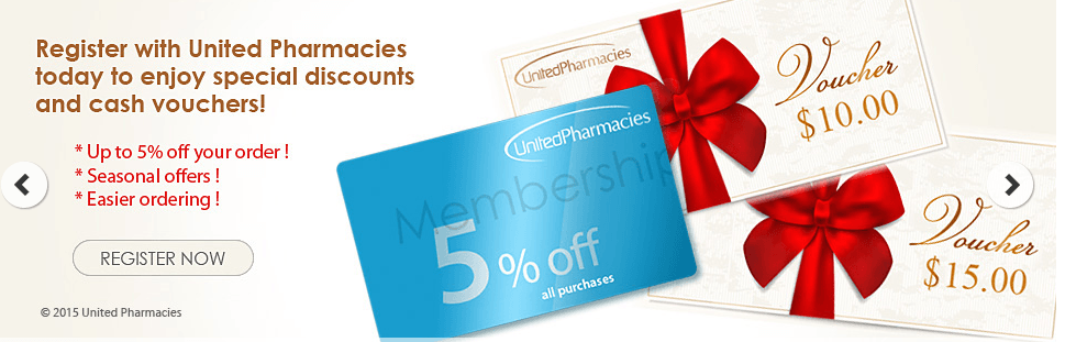 Unitedpharmacies.com Membership Discound