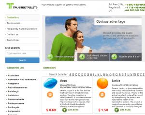 Trustedtablets-online.com Main Page