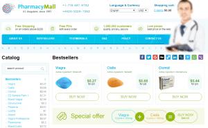 Pharmacymall.net Main Page