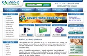 Canadadrugsonline.com Main Page