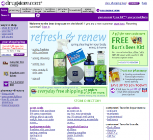 Drugs-store.com Main Page