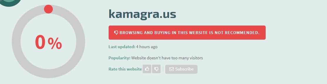 Kamagra.us Safety Information