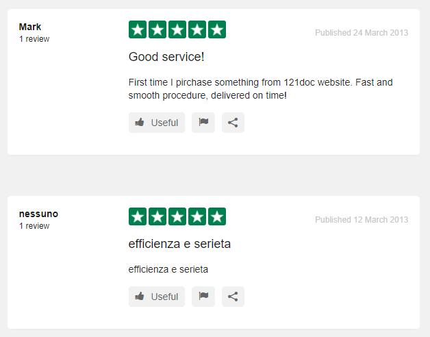 121doc.net Reviews