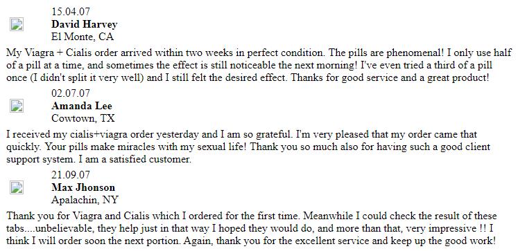 Eagle-pharmacy.com Testimonials