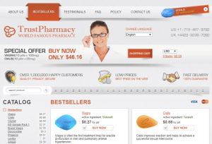 Empire-pharmacy.com Main Page