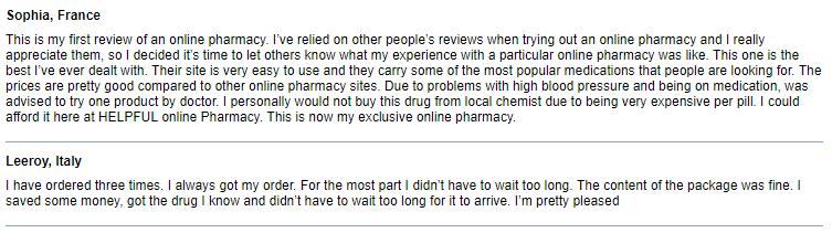 Canadian Pharma Reviews (Sergmd.com)
