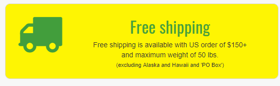 Russian Pharmacy Free Shipping for $150+ US orders