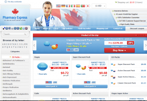 Comprasenlinea365.com Main Page