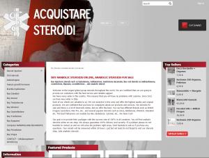 Acquistare-Steroidi.org Main Page