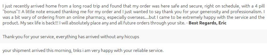 MyMedsBuy.com Customer Report
