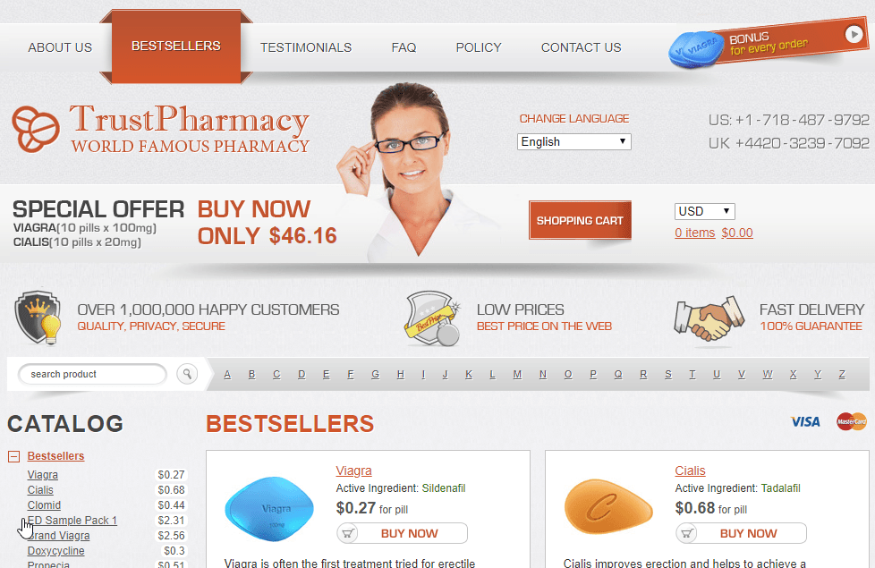 Good Pills Homepage