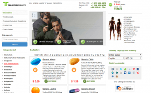 Trusted Tablets StoreFront