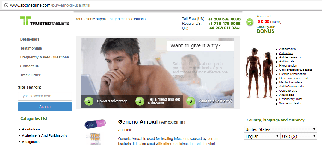 Trusted Tablets Network Site