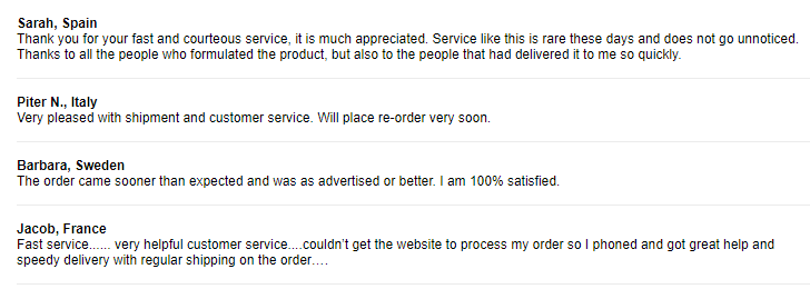 Reviews for Online Rx
